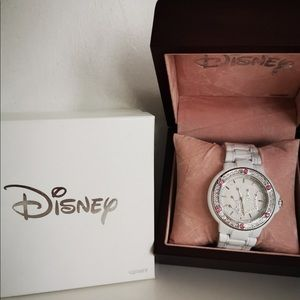 Disney Princess Swarovski watches